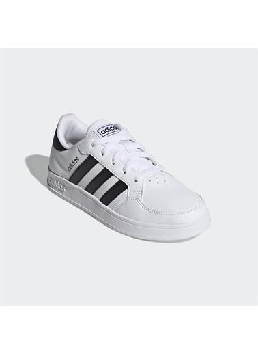 adidas Breaknet Çocuk Tenis Ayakkabı Fy9506 Beyaz